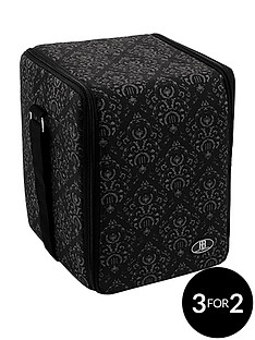 roo-beauty-nail-polish-triple-storage-cube-black