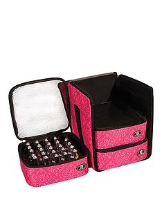 roo-beauty-roo-beauty-nail-polish-triple-storage-cube-pink
