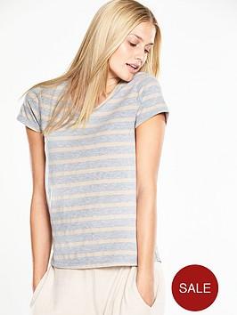 nocozo-luxe-lounge-stripe-tshirt