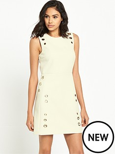 river-island-cream-eyelet-waisted-dress