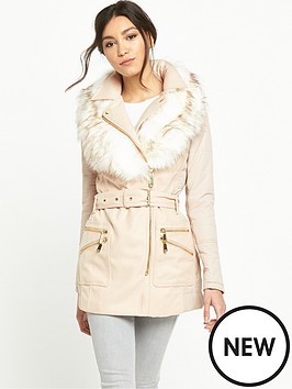 river-island-cream-padded-faux-fur-collar-coat
