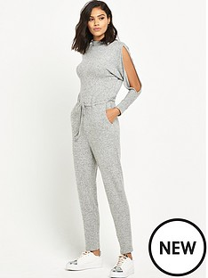 river-island-cold-shoulder-jumpsuitnbsp