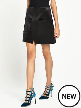 river-island-a-line-velvet-mini-skirt-with-front-pocketsnbsp