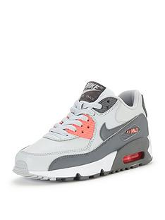 nike-nike-air-max-90-leather-junior