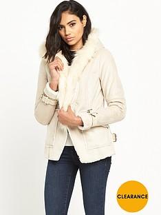 river-island-shearling-coat