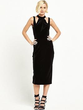 ri-studio-velvet-bodycon-dress