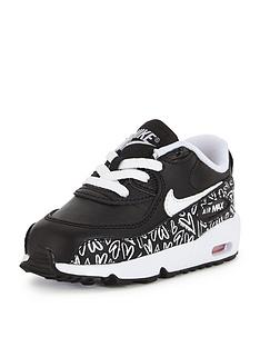 nike-air-max-90-print-leather-infant