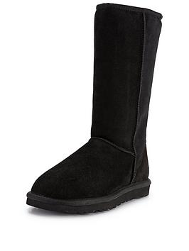 ugg-australia-classic-ii-tall-boot-black