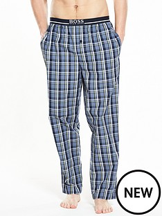 hugo-boss-hugo-boss-woven-check-loungepant