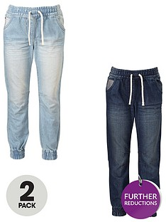 mini-v-by-very-girls-cuffed-jeans-2-pack