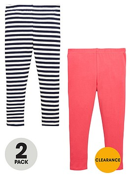 mini-v-by-very-girls-stripe-and-solid-colournbspleggings-2-pack
