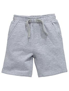 mini-v-by-very-boys-grey-marl-shorts