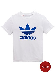 adidas-originals-older-boys-trefoil-tee