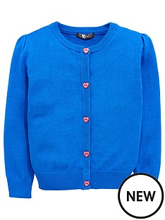 mini-v-by-very-girls-essential-navy-cardigan