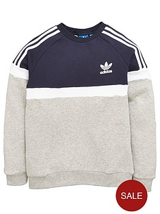 adidas-originals-older-boys-panel-sweat