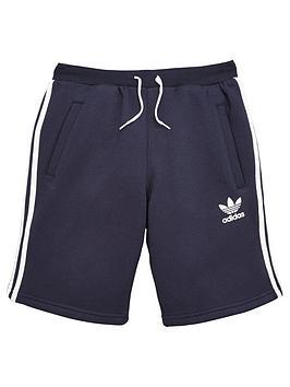 Adidas Originals Adidas Originals Older Boys Jersey Shorts