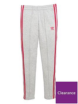 adidas-originals-older-girls-trefoil-pants-grey-heather