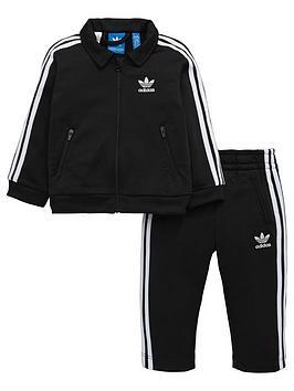 Adidas Originals Adidas Originals Baby Boys Poly Tracksuit