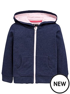 mini-v-by-very-girls-navy-zip-through-hoodie