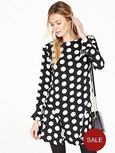v-by-very-long-sleeve-frill-dress