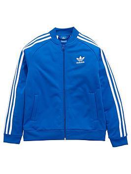Adidas Originals Adidas Originals Older Boys Superstar Track Top