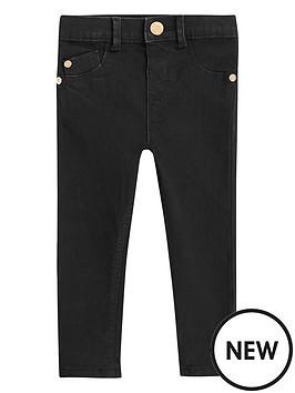 river-island-mini-mini-girls-black-skinny-jeans