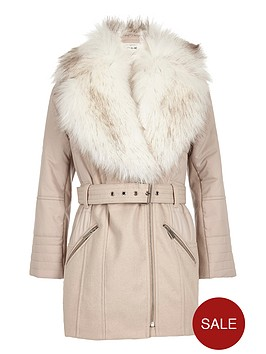 river-island-girls-light-pink-faux-fur-padded-jacket