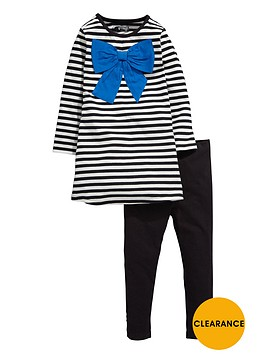 mini-v-by-very-girls-stripe-bow-tunic-and-leggings-set