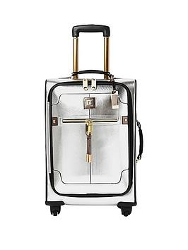 river-island-metallic-2-wheel-cabin-case