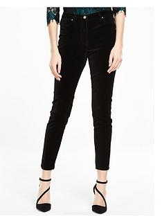 wallis-velvet-jeans