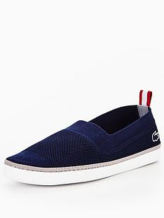 lacoste-lydro-117-1-slip-on-navy