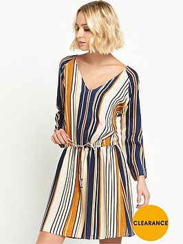 vila-lavina-stripe-dress