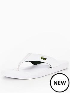 lacoste-lacoste-l30-116-1-toe-post-white