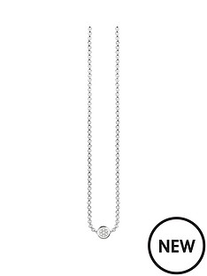 thomas-sabo-thomas-sabo-sterling-silver-diamond-set-pendant