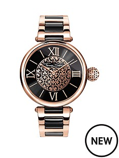thomas-sabo-thomas-sabo-karma-black-dial-rose-detail-bracelet-ladies-watch