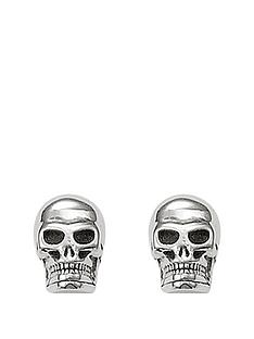 thomas-sabo-thomas-sabo-sterling-silver-mens-skull-earrings
