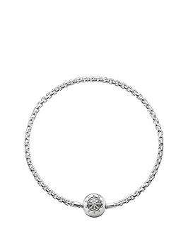 thomas-sabo-sterling-silver-karma-bead-bracelet