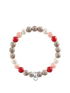 thomas-sabo-thomas-sabo-semi-precious-bead-pink-and-red-mix-stretch-charm-bracelet