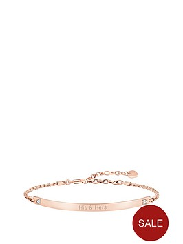 thomas-sabo-love-bridge-sterling-silver-rose-gold-plate-cubic-zirconia-heart-personalised-bracelet