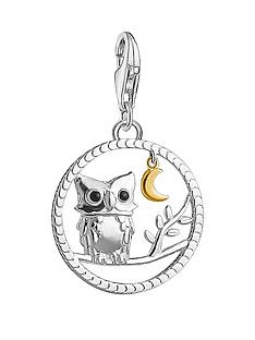 thomas-sabo-thomas-sabo-sterling-silver-night-owl-charm