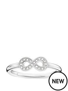 thomas-sabo-sterling-silver-diamond-set-infinity-ringnbspplus-free-karma-bead-bracelet