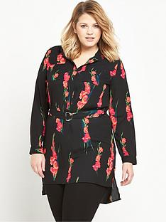 so-fabulous-longline-printed-tunic-with-d-ring-belt