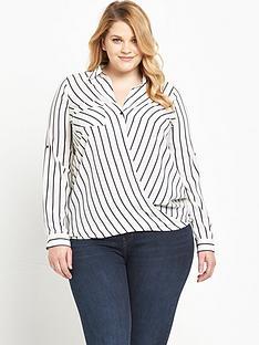 so-fabulous-striped-wrap-front-blouse