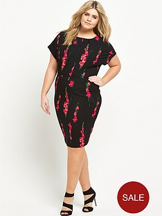 so-fabulous-crepe-short-sleeve-midi-dress