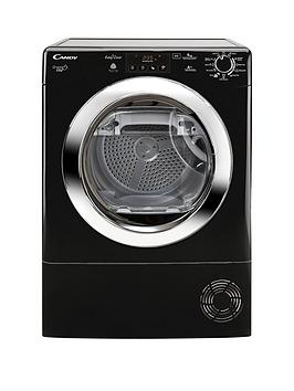 candy-gvh-d913a2bcnbsp9kgnbspheat-pump-tumble-dryer-black
