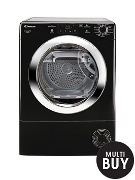 candy-gvh-d913a2bcnbsp9kgnbspheat-pump-tumble-dryer-black