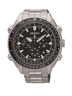 seiko-black-chronograph-dial-stainless-steel-bracelet-mens-watch