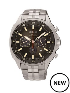 seiko-seiko-black-dial-rose-tone-markers-stainless-steel-bracelet-mens-watch