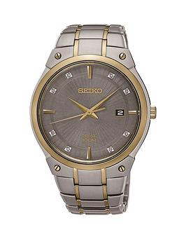 seiko-seiko-grey-dial-silver-and-gold-tone-two-tone-braclet-mens-watch