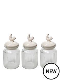 sabichi-chicken-top-3-piece-glass-cannister-set